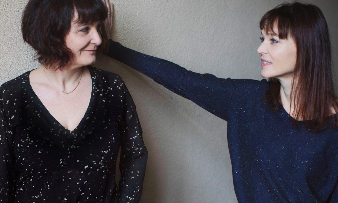 Stéphanie Chuat et Véronique Reymond