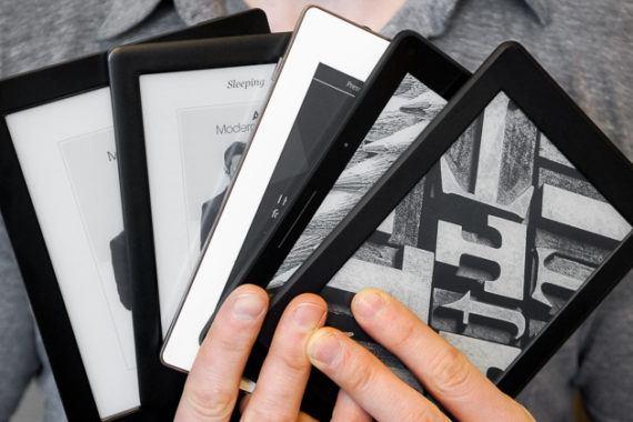 Reduceri la eBook Reader