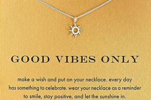 Good Vibes Necklace B