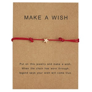 Red String Bracelets for luck, protection, believe in yourself, and spiritual blessing. More ...