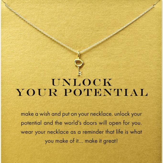 jewelry UNLOCK potential