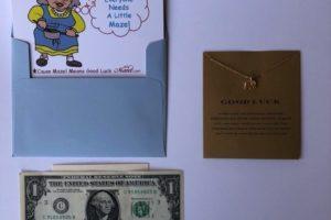 Mazel Card Good Luck IMG_0738