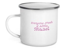 I Got Mazel Mug enamal mockup_Left_Default_12oz_White