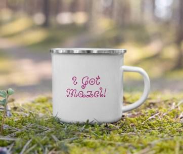 I Got Mazel Mug enamal mockup_Right_Lifestyle-5_12oz_White