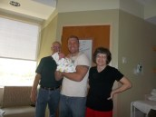 Visiting with the Grands