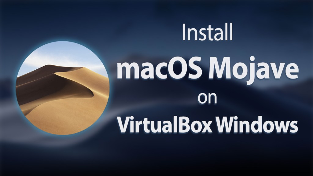 This picture is the featured image of the article how to install mac os mojave on vmware on windows