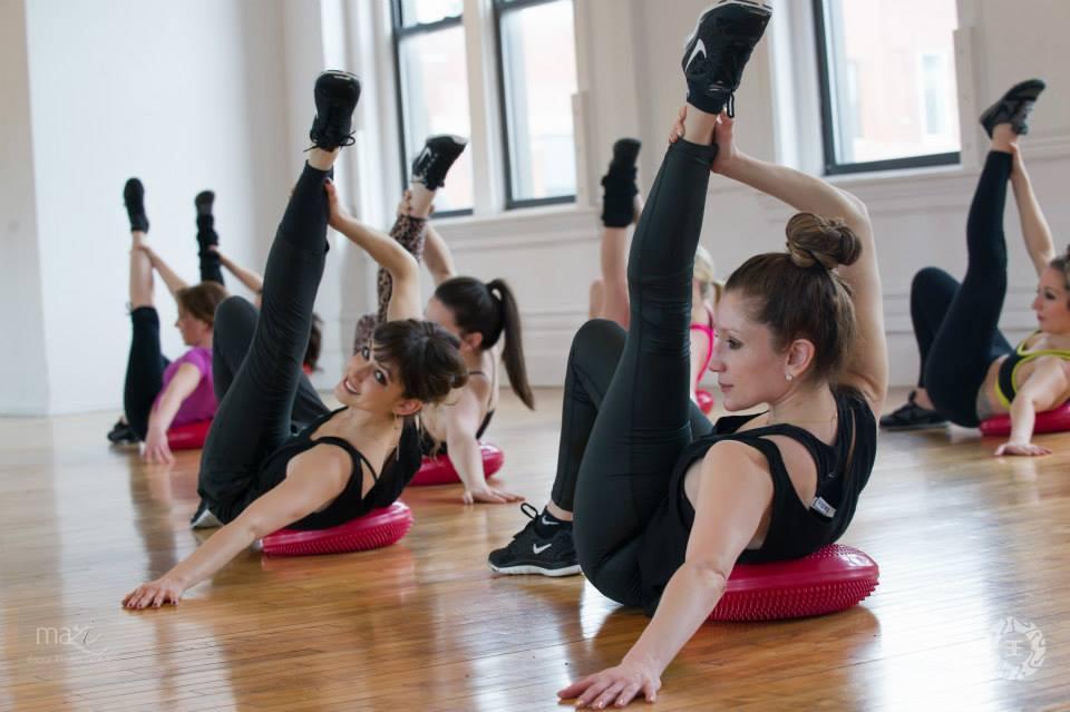 Mazi Dance Fitness Center Testimonials