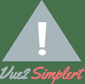 Vue2-Simplert Logo
