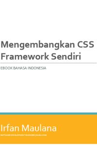 Ebook Mengembangkan CSS Framework Sendiri
