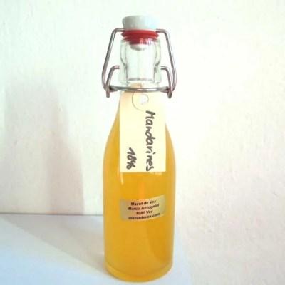 mazot de vex liqueur mandarine artisanale