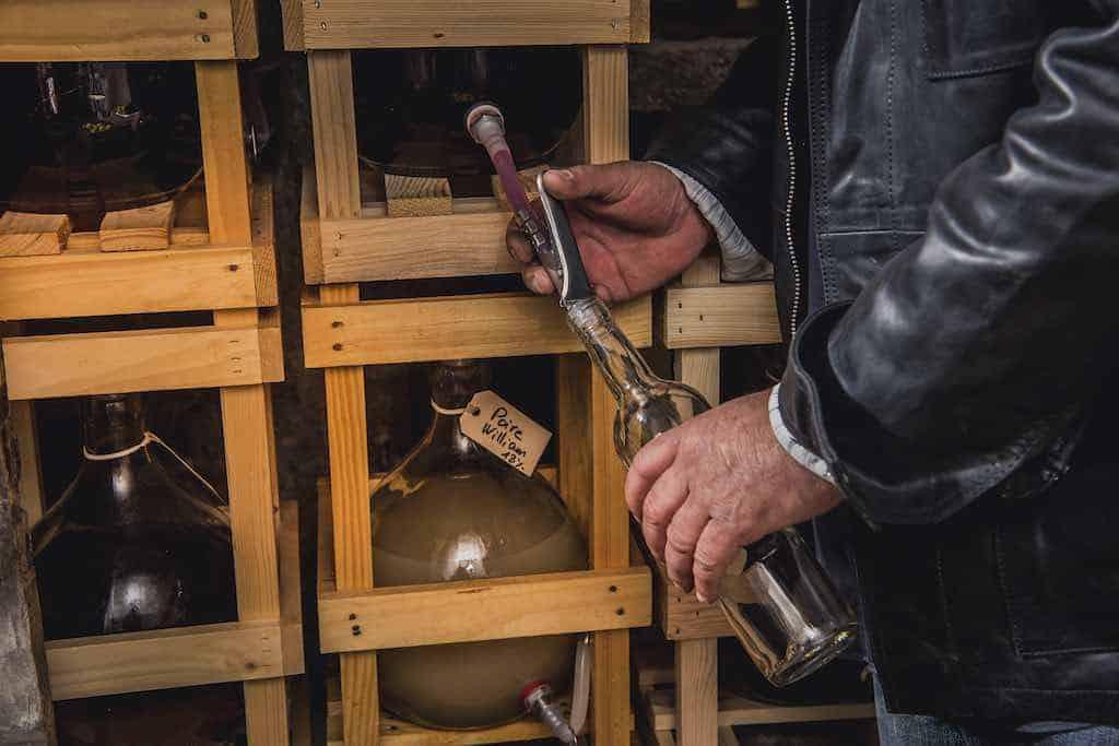 production artisanale liqueur et eau-de-vie artisanale