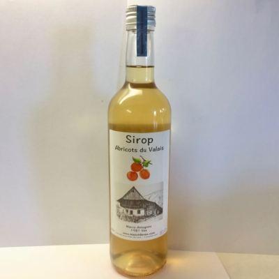 Sirop Abricots du Valais Mazot De Vex (1) Min