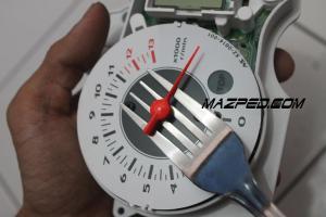 Kumpulan 94 Modifikasi Speedometer Satria Fu 150 Terkeren | Motor Punk