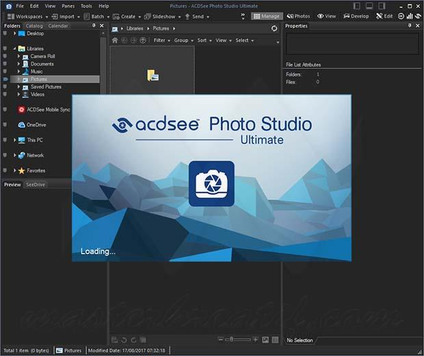 Download ACDSee Photo Studio Ultimate License key