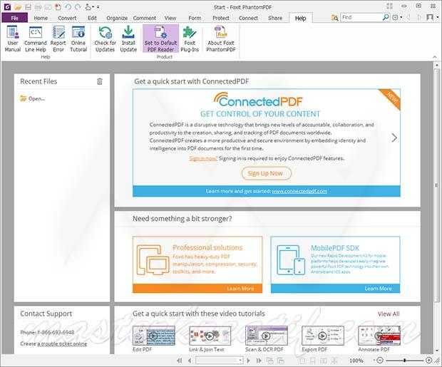 Foxit PhantomPDF Business Crack With Patch
