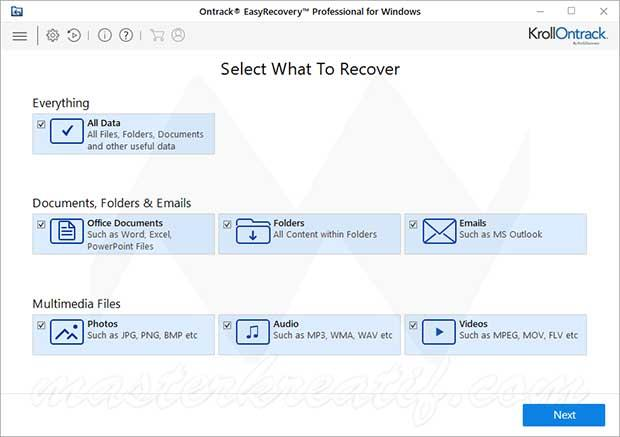 Ontrack EasyRecovery Professional Crack + Activation Code