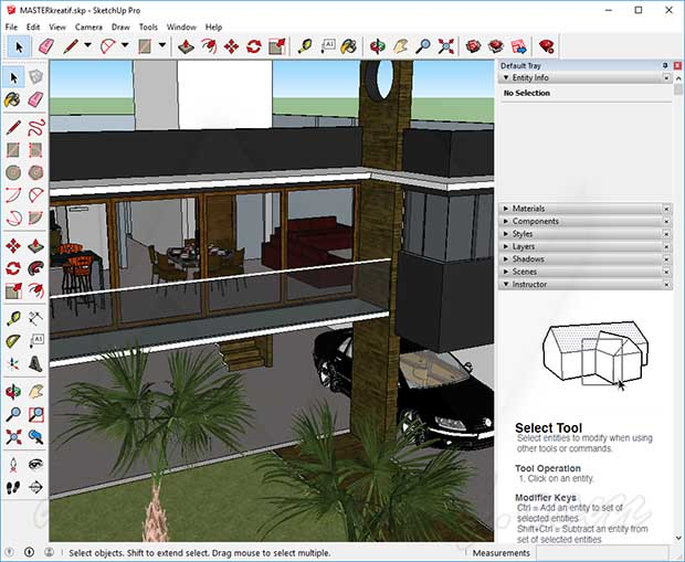 SketchUp Pro Crack With Keygen 2020