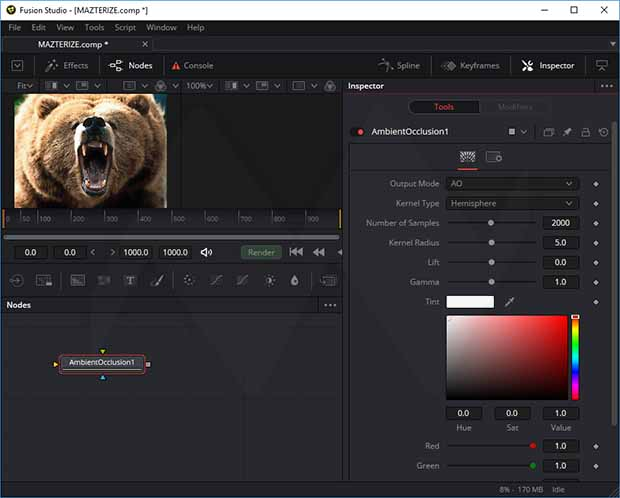 Blackmagic Design Fusion Studio Crack + Activation Code