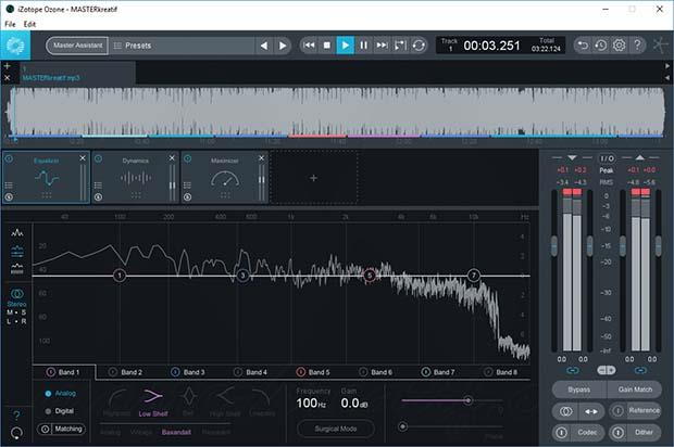 iZotope Ozone Advanced Crack With Serial Key