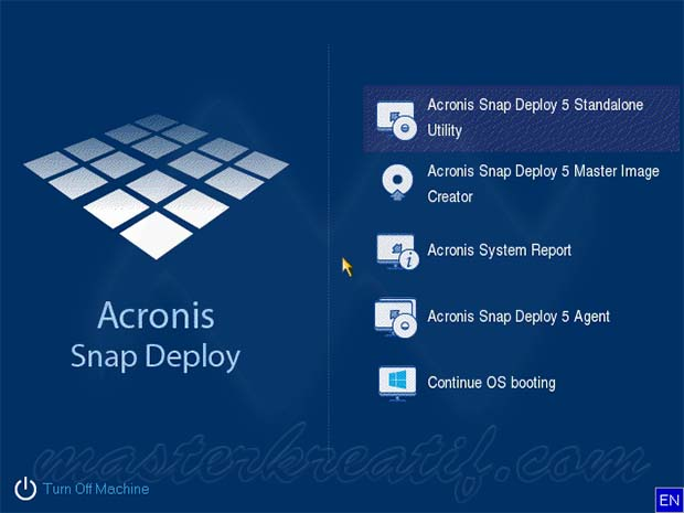 Acronis Snap Deploy Crack + Activation Code