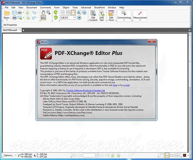 PDF-XChange Editor Plus Crack With Keygen