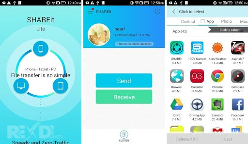 SHAREit – Connect & Transfer Apk Download For Android