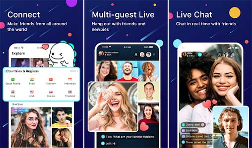 Bigo Live – Live Stream, Live Video & Live Chat Apk download