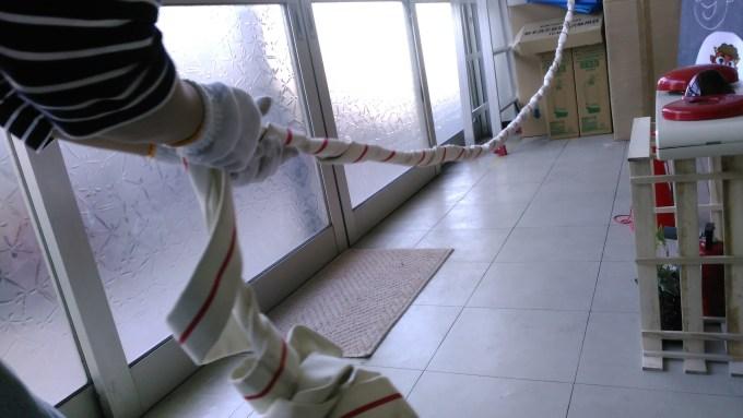 バトルロープを作ってみる