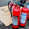 消防イベントの運営者が知っていると得する!極めてラクな「水消火器に水を入れる方法」