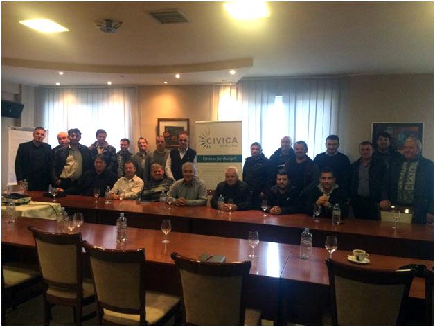 Civica Mobilitas – small action grant