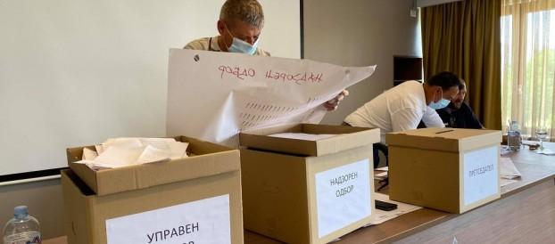 Резултати од Вонредно изборно Собрание на МАЗЗ
