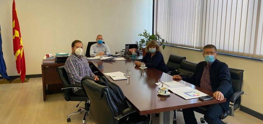 Остварена средба помеѓу претставници на МАЗЗ и АФПЗРР