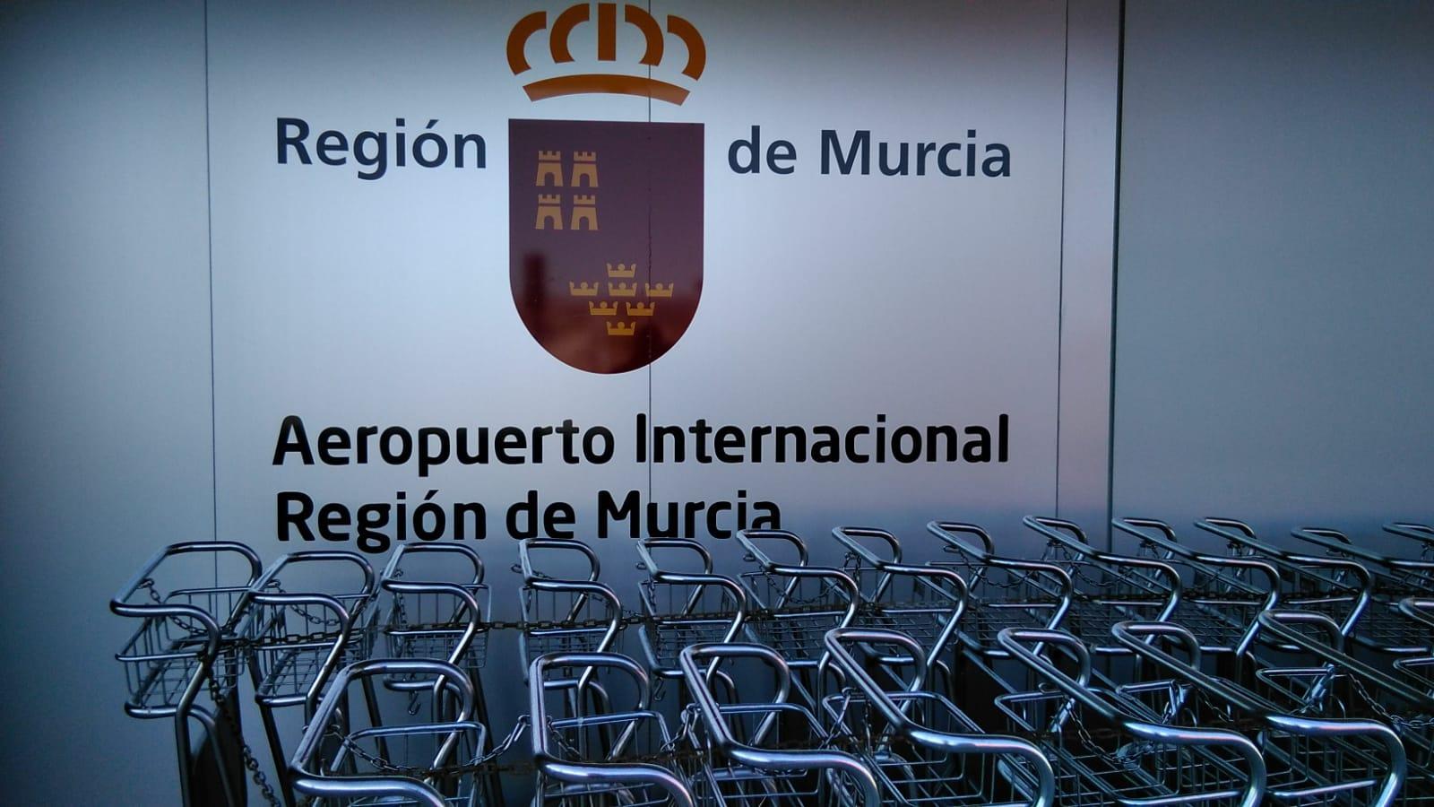 aeropuerto Corvera Murcia Audiovisuales