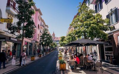 Viver com a COVID-19: Reabertura das lojas e comércio tradicional na Madeira