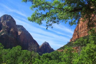 Emerald Pool Trails (Zion National Park)
