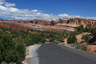 Scenic Drive (Capitol Reef National Park)