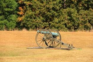 Stockade Cannon - Andersonville