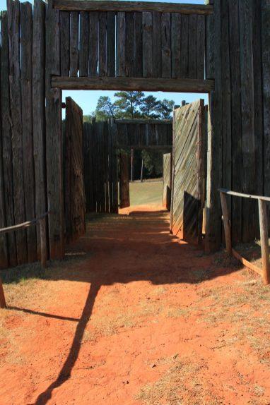 Prison Entrance - Andersonville