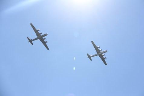 B-29 Formation