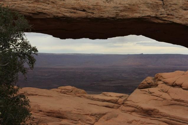 Mesa Arch (Canyonlands National Park)