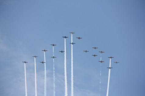 T-6 Formation