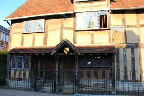 Shakespeare's House - Stratford Upon Avon