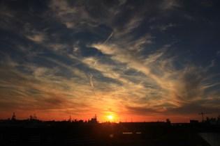 Dunkirk Sunset
