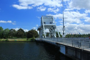 Replacement Pegasus Bridge