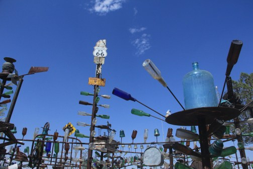 Elmer's Bottle Tree Ranch - Oro Grande, California