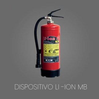 Dispositivi LI-ION MB