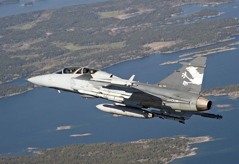 Saab Gripen (http://mb.cision.com)