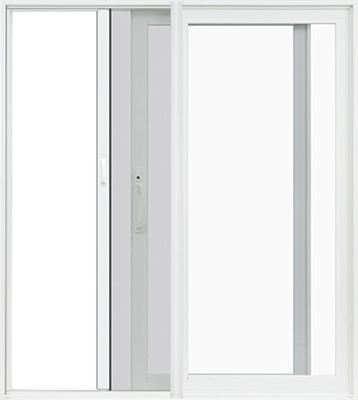 premium vinyl sliding patio doors now