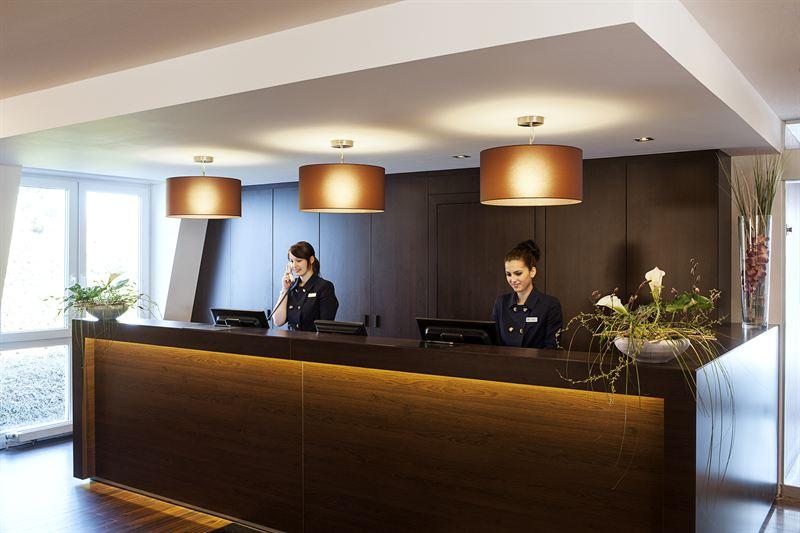 Nh Aquarena Heidenheim Rezeption Nh Hoteles