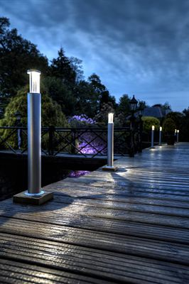 new products added to outdoor leds